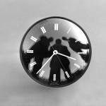 Secticon C1 clock, designers Angelo Mangiarotti and Bruno Morassutti, 1960 - Giorgio Casali