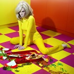 I Only Want You To Love Me #1, 2011 © Miles Aldridge / Courtesy Steven Kasher Gallery)