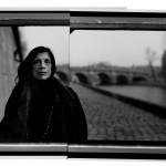 Susan Sontag, Quai des Grands Augustins, Paris, 2002 © Annie Leibovitz