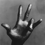 Irving Penn - Miles Davis' Hand