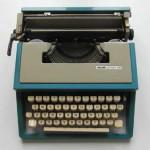 Máquina de escribir de Cortázar