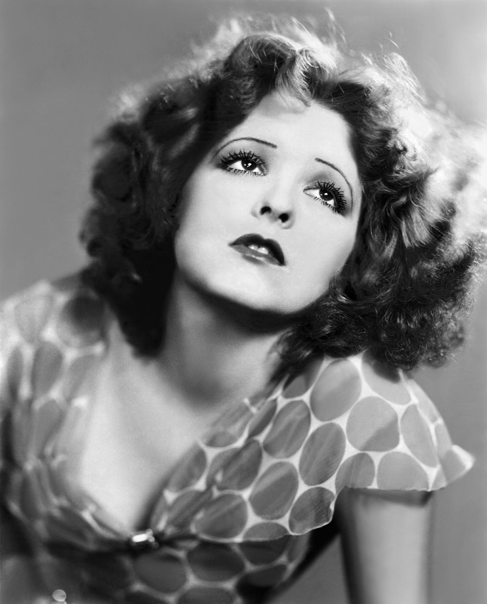 Clara Bow 1930s