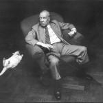 Jorge Luis Borges por Paola Agosti
