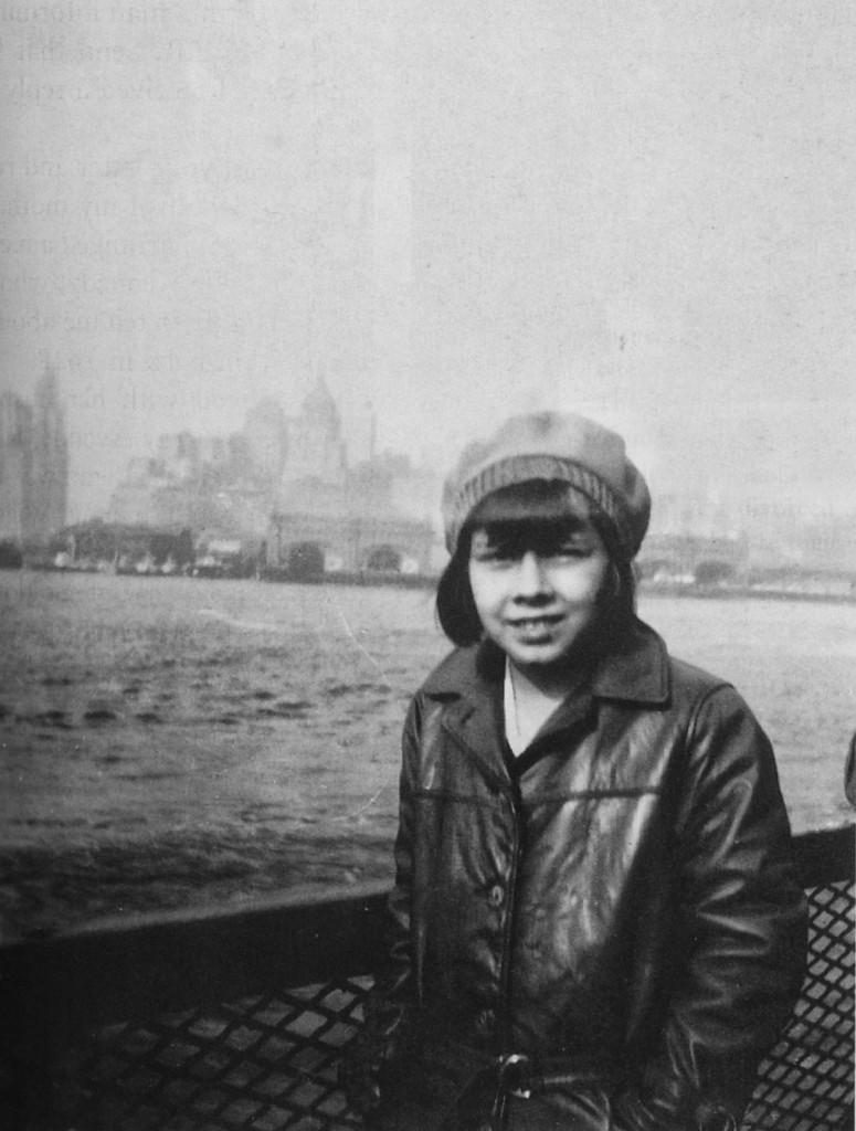 Pat en Nueva York, a comienzos de los años treinta
