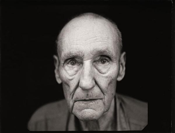 William Burroughs por Annie Leibovitz