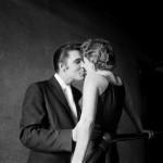 Elvis & Barbara, Virginia, 1956 (Photograph © Alfred Wertheimer)