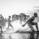 Dig me river Salida del acuatlón de Manaos (Brasil), de Wagner Araujo. Foto ganadora del premio National Geographic Traveller de 2013 (Wagner Araujo / National Geographic Traveler Photo Contest)