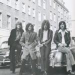 Primera foto de promoción para Atlatic Records, 1968 (Foto: Dick Barnatt)