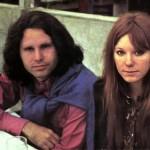 Jim Morrison y Pamela Courson. Junio, 1971 - Foto: © Alain Ronay