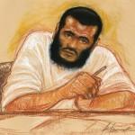 Omar Khadr fue detenido cuando tenía 15 años en Afganistán. Es el prisionero más joven encerrado sin cargos de la historia de los EE UU (© Janet Hamlin - Courtesy Fantagraphics)