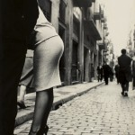 Joan Colom. La calle, hacia 1960-61. Donación del autor. Museu Nacional d'Art de Catalunya, Barcelona © Joan Colom