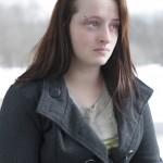 """CH, Rochester, NY - 2013 """"Cada parte de mi quedó alterada"""", afirma esta chica en el proyecto Trigger Warning (© Lydia Billings)"""