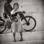 Mother and Child, Malaga, Spain, 1966 © Jerome Liebling