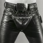 Leather crotch (Entrejambe en cuir) 1980 © Robert Mapplethorpe Foundation. Used by permission