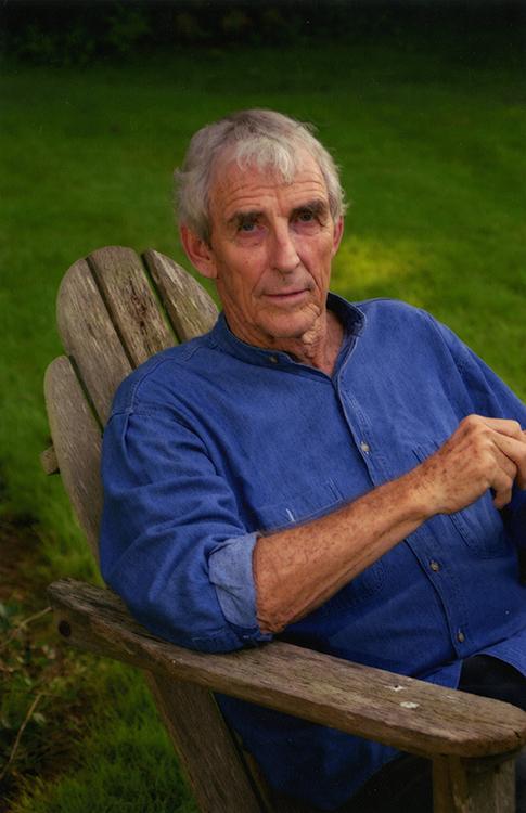 Peter Matthiessen (1927-2014) Foto: Riverhead Books