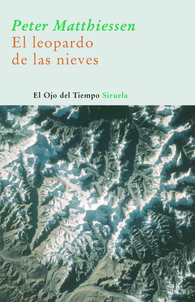 """""""El leopardo de las nieves"""" (reedición de 2008)"""