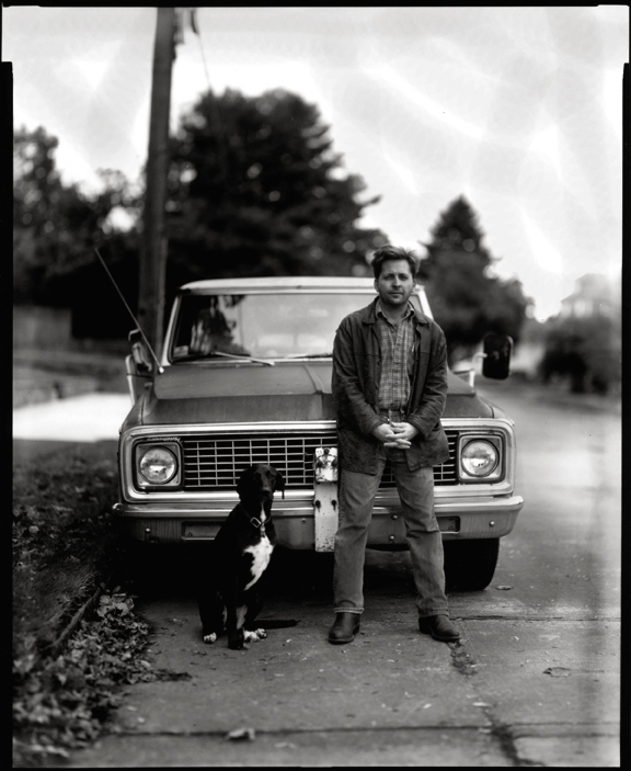 Mr. J. Shivery and Daisy, N. Syracuse, 2009 © Jake Shivery