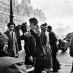 El beso © Atelier Robert Doisneau