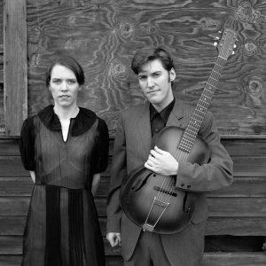 Gillian Welch y Dave Rawlings - Photo: photo by John Patrick Salisbury www.gillianwelch.com