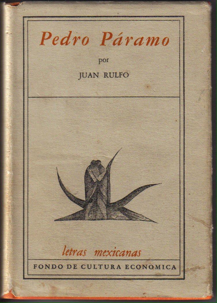 'Pedro Páramo', primera edicion, 1955